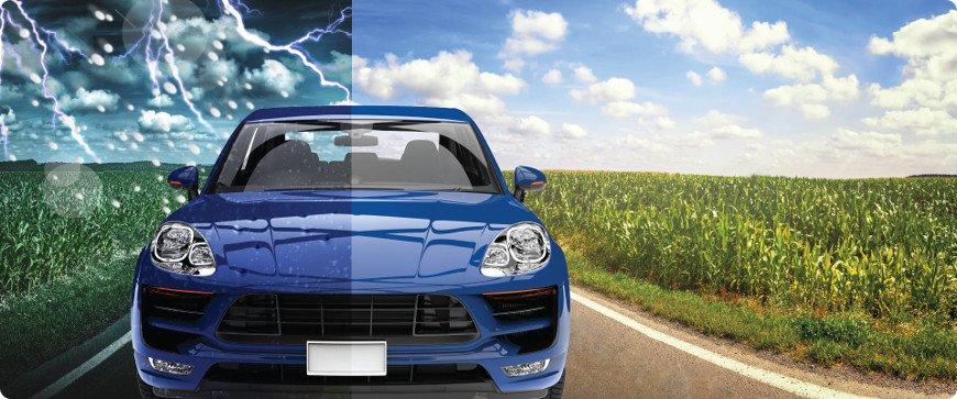 assurance auto contre les catastrophes naturelles
