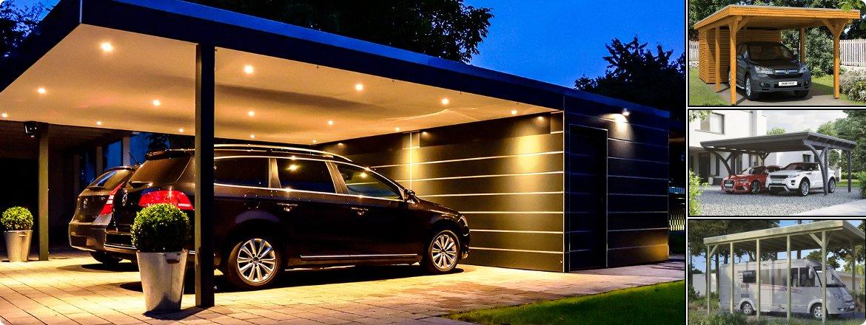 carport et abri voiture