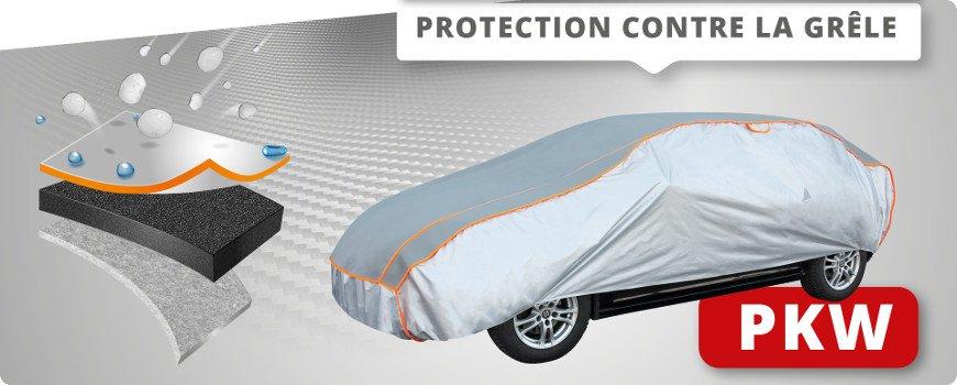 housse de protection pour voiture contre la grêle