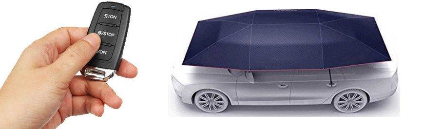 parapluie pour voiture contre la grêle
